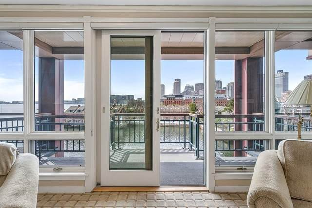 40 Battery St 307/308, Boston, MA 02109 (MLS #72829205) :: EXIT Cape Realty