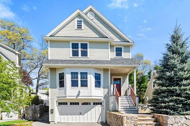 439 Appleton Street, Arlington, MA 02476 (MLS #72829238) :: Boston Area Home Click