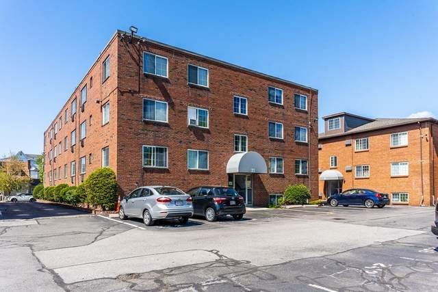 21 Staples Avenue #42, Everett, MA 02149 (MLS #72829290) :: Alex Parmenidez Group