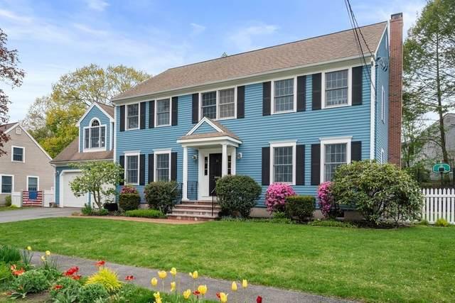 21 Sterling Road, Needham, MA 02492 (MLS #72829394) :: Boston Area Home Click