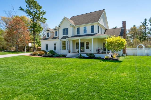 31 Laurelwood Dr., Norwell, MA 02061 (MLS #72829399) :: Parrott Realty Group