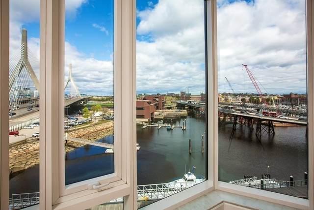 100 Lovejoy Wharf 7G, Boston, MA 02114 (MLS #72829502) :: EXIT Cape Realty