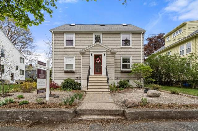 9 Mott Street B, Arlington, MA 02474 (MLS #72829514) :: Boston Area Home Click