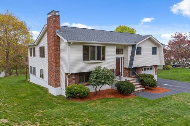 41 Washington, Burlington, MA 01803 (MLS #72829524) :: Revolution Realty