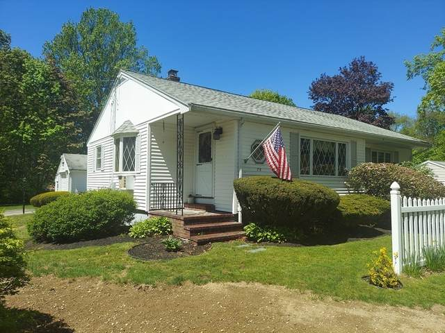 75 Kendrick Street, Whitman, MA 02382 (MLS #72829526) :: Revolution Realty