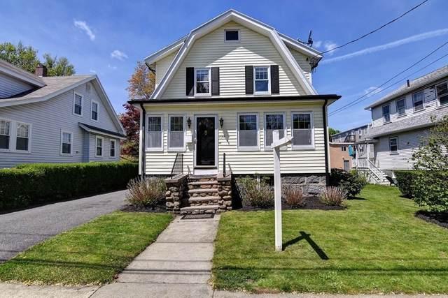 138 E Elm Ave, Quincy, MA 02170 (MLS #72829528) :: Spectrum Real Estate Consultants