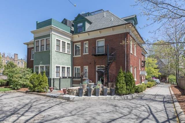 104 Babcock St #1, Brookline, MA 02446 (MLS #72829540) :: Spectrum Real Estate Consultants