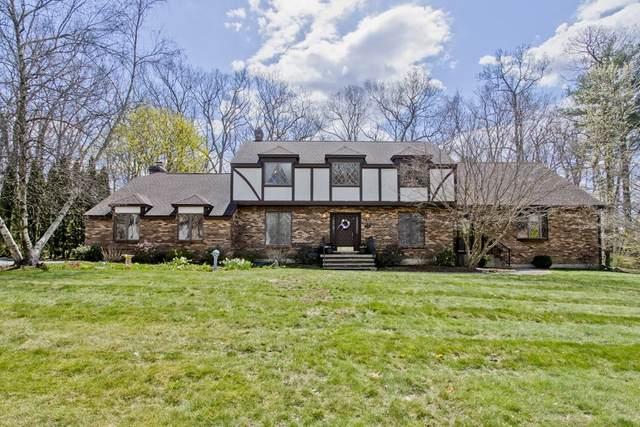 28 Hemingway Rd, Wilbraham, MA 01095 (MLS #72829561) :: NRG Real Estate Services, Inc.
