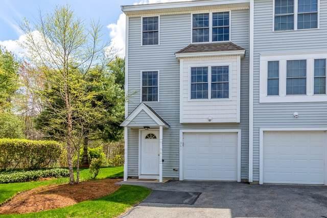 41 Boston Rd #341, Billerica, MA 01862 (MLS #72829582) :: Welchman Real Estate Group