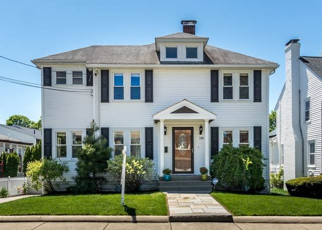 118 Chaffee Avenue, Waltham, MA 02453 (MLS #72829609) :: Spectrum Real Estate Consultants