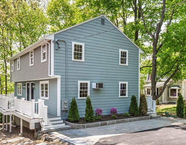 58 Westminster #2, Arlington, MA 02474 (MLS #72829615) :: Boston Area Home Click
