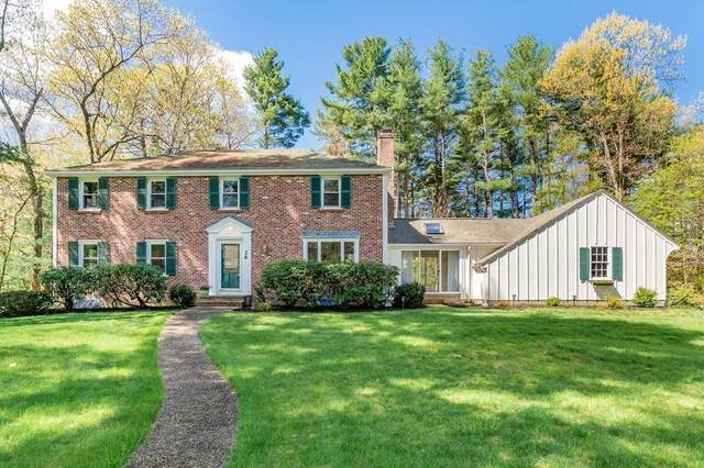 26 Edgemere Road, Lynnfield, MA 01940 (MLS #72829620) :: East Group, Engel & Völkers