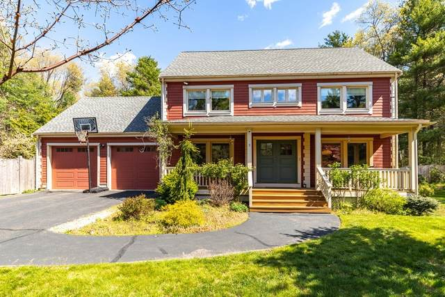 3 Nathaniel Guild Rd, Sharon, MA 02067 (MLS #72829635) :: EXIT Cape Realty