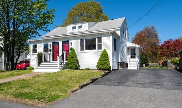 7 Maple Street #7, Reading, MA 01867 (MLS #72829636) :: EXIT Cape Realty