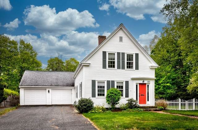 14 Pike St, Hopkinton, MA 01748 (MLS #72829648) :: EXIT Cape Realty
