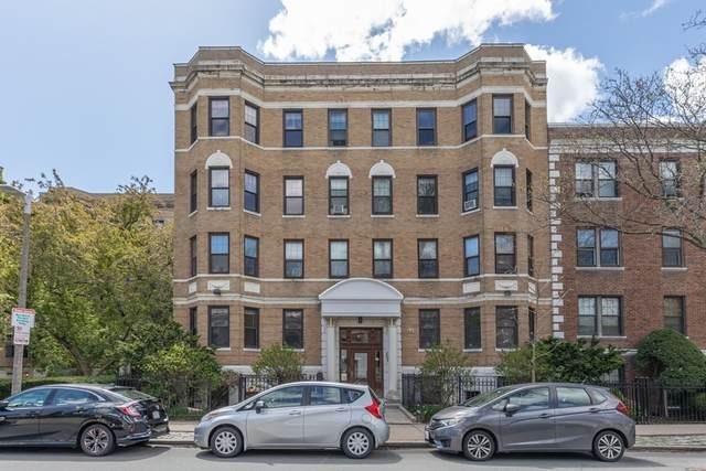 60 Queensberry Street B, Boston, MA 02215 (MLS #72829685) :: EXIT Realty