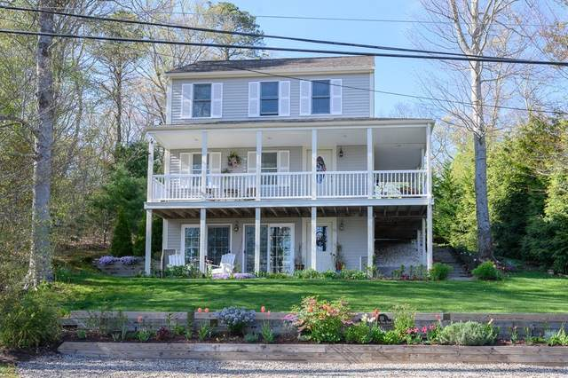 69 Pimlico Pond Road, Sandwich, MA 02644 (MLS #72829714) :: Cape Cod and Islands Beach Properties
