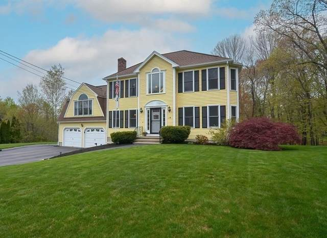 19 Littlefield Road, Milford, MA 01757 (MLS #72829722) :: EXIT Cape Realty