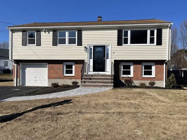 47 Trenton Rd, Dedham, MA 02026 (MLS #72829729) :: EXIT Cape Realty