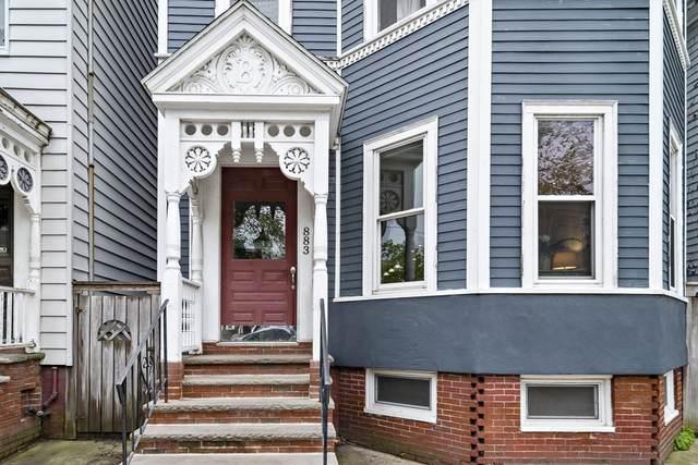 883 E Broadway #1, Boston, MA 02127 (MLS #72829738) :: EXIT Cape Realty
