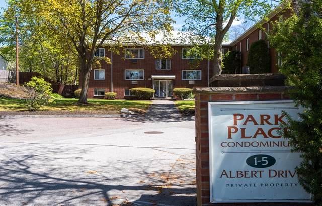 1 Albert Drive #6, Woburn, MA 01801 (MLS #72829749) :: Alfa Realty Group Inc