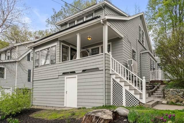 261 Lowell St, Arlington, MA 02474 (MLS #72829767) :: Boston Area Home Click