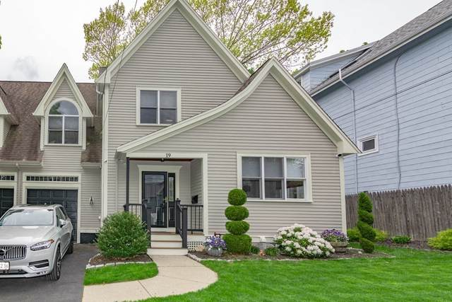 19 Carter St #19, Newton, MA 02460 (MLS #72829797) :: Boston Area Home Click