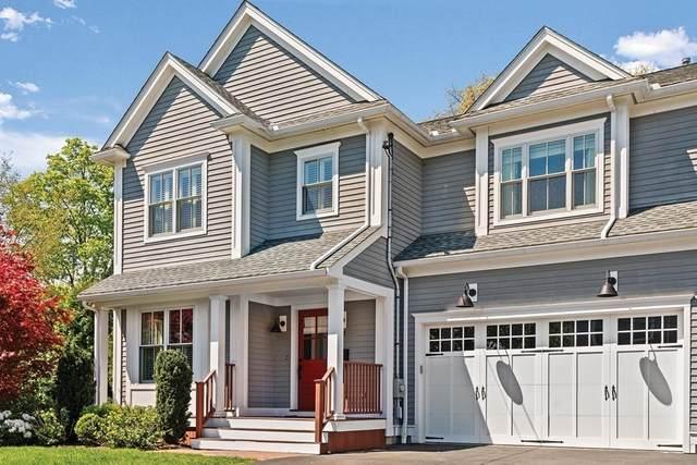 97 Auburn St #97, Newton, MA 02466 (MLS #72829878) :: Boston Area Home Click