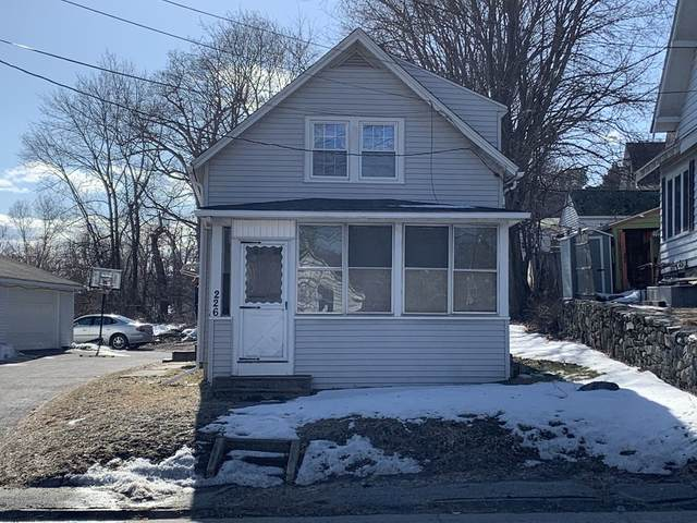 226 Sterling St, Clinton, MA 01510 (MLS #72829911) :: Re/Max Patriot Realty
