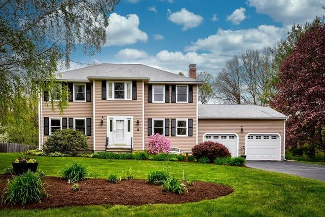 9 Liberty Hill Dr, Blackstone, MA 01504 (MLS #72829920) :: Welchman Real Estate Group