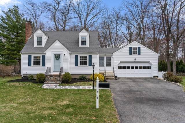 781 Lowell St, Lynnfield, MA 01940 (MLS #72829938) :: East Group, Engel & Völkers