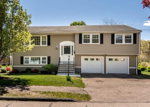 11 Hewitt Circle, Needham, MA 02494 (MLS #72829946) :: Boston Area Home Click