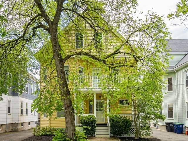 42 Banks St #3, Somerville, MA 02144 (MLS #72829949) :: Boston Area Home Click