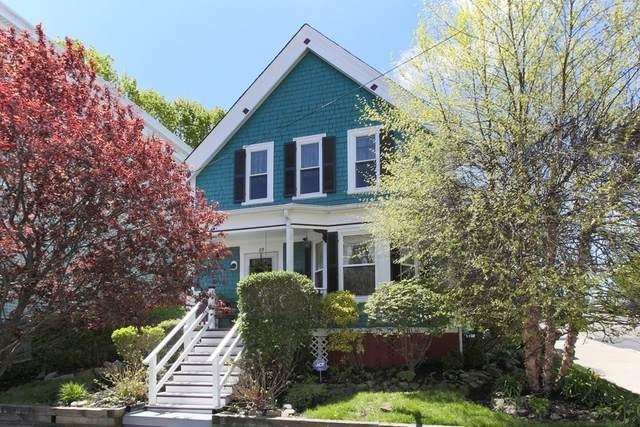 29 Webster Street, Lynn, MA 01902 (MLS #72829985) :: Spectrum Real Estate Consultants