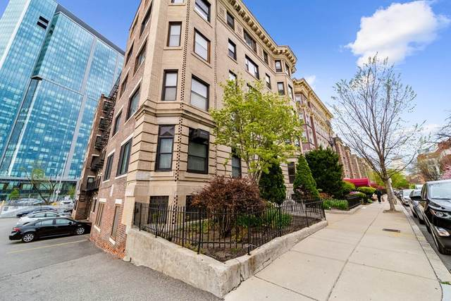 137 Peterborough #2, Boston, MA 02215 (MLS #72830050) :: EXIT Cape Realty