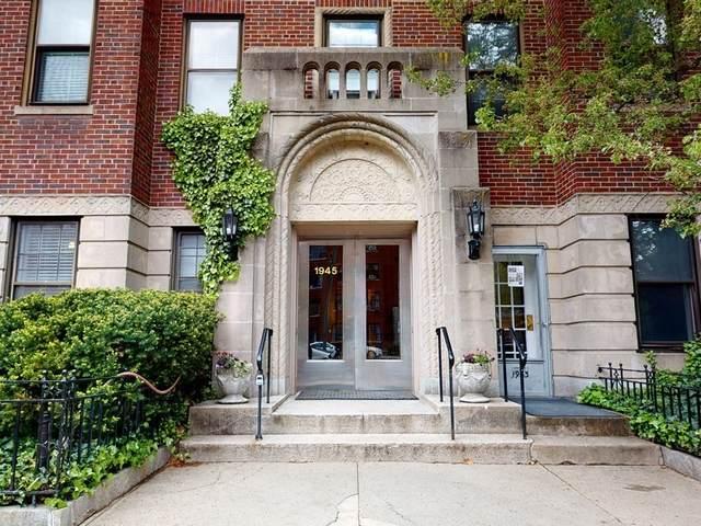 1945 Commonwealth Ave #62, Boston, MA 02135 (MLS #72830053) :: Boston Area Home Click