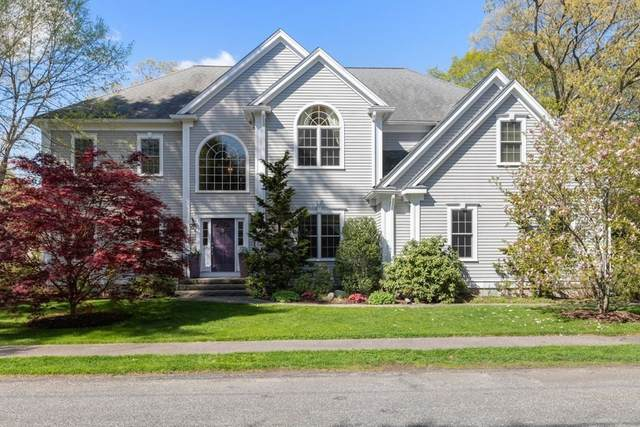 67 Dartmouth Ave, Needham, MA 02494 (MLS #72830055) :: The Gillach Group