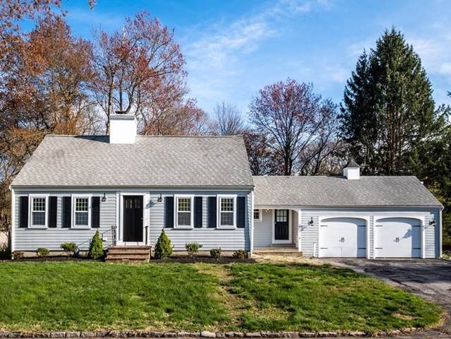 11 Lasalle Road, Norwood, MA 02062 (MLS #72830074) :: Trust Realty One