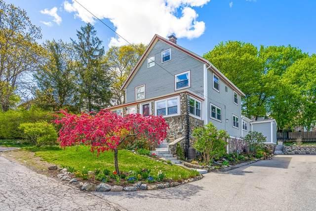 94 Orient Ave, Arlington, MA 02474 (MLS #72830126) :: Boston Area Home Click