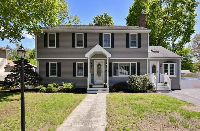 15 Prospect Ave, Lynnfield, MA 01940 (MLS #72830137) :: East Group, Engel & Völkers