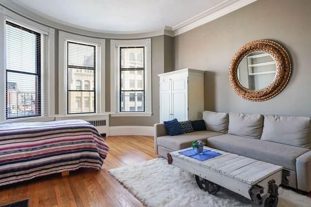 271 Dartmouth Street 5K, Boston, MA 02116 (MLS #72830289) :: Boston Area Home Click