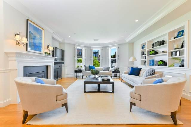 15 Marlborough Street #4, Boston, MA 02116 (MLS #72830291) :: Boston Area Home Click