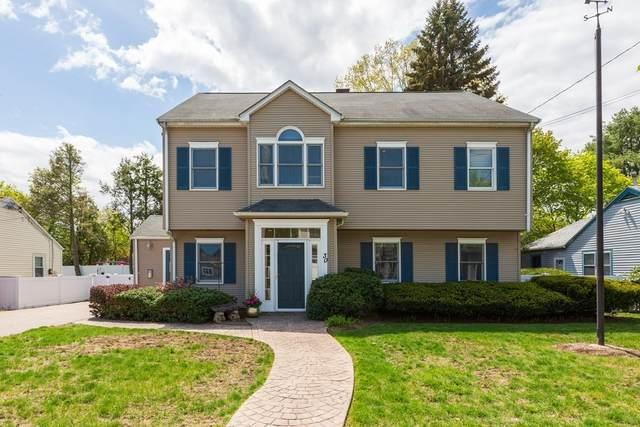 30 Mccarthy, Newton, MA 02459 (MLS #72830318) :: Boston Area Home Click