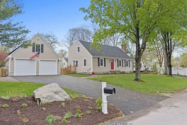 116 Woodstock Road, Attleboro, MA 02703 (MLS #72830406) :: Alex Parmenidez Group