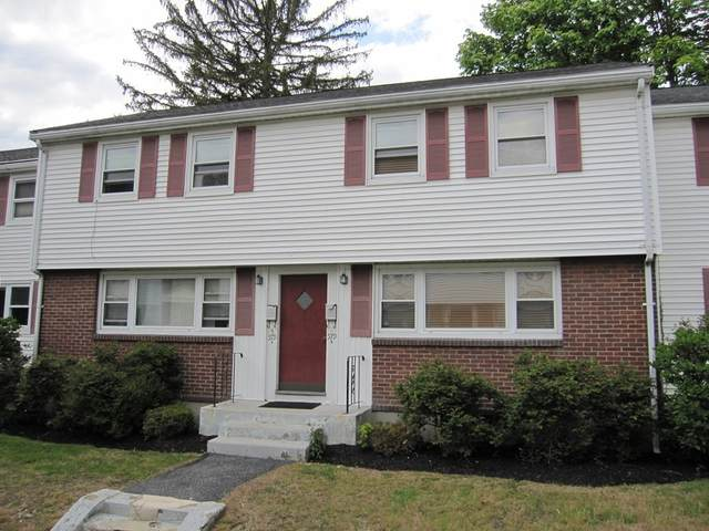 579 Union Avenue C, Framingham, MA 01702 (MLS #72830418) :: Spectrum Real Estate Consultants