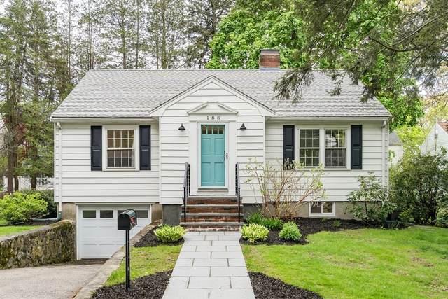 188 Cedar Ave, Arlington, MA 02476 (MLS #72830426) :: Boston Area Home Click