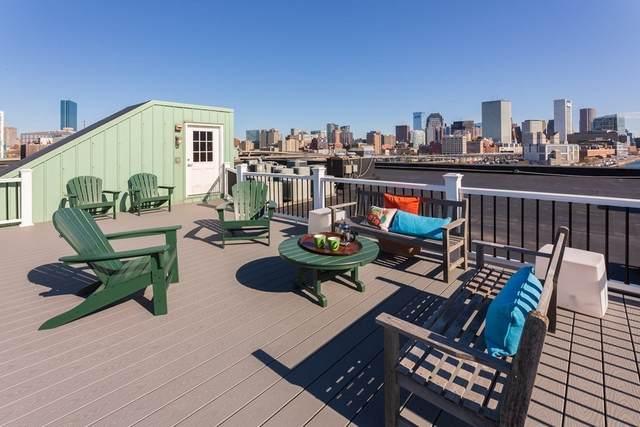 9 W Broadway #604, Boston, MA 02127 (MLS #72830433) :: Boston Area Home Click