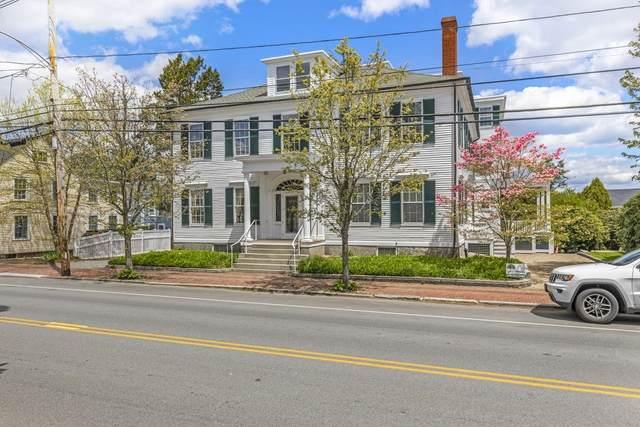190 High Street A, Newburyport, MA 01950 (MLS #72830527) :: Westcott Properties
