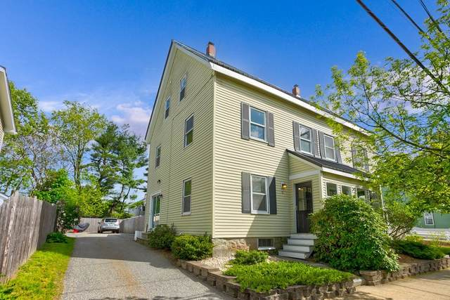 15 Park St. #15, Arlington, MA 02474 (MLS #72830537) :: Boston Area Home Click