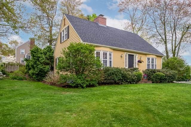 2 Denfeld Dr, Westborough, MA 01581 (MLS #72830567) :: Chart House Realtors